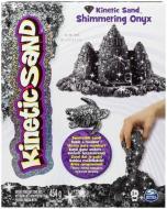 Набір для ліплення піском Wacky-Tivities Kinetic Sand Metallic срібний 454 г 71408S