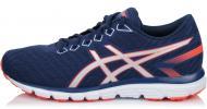 Кросівки Asics GEL-Zaraca 5 T6G8N-4993-7H р. 7.5 синій із червоним