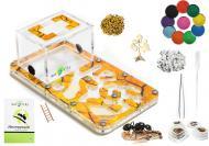 Ферма мурашина тришарова Смарт Сахара комплект для новачка