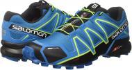 Кроссовки Salomon SPEEDCROSS 4 CS Mykonos B L39842500 р.9,5 синий