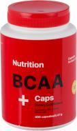 Амінокислота BCAA CAPS 400 400 капс.