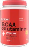 Амінокислота AB PRO ВСАА + Glutamine POWDER апельсин 236 г