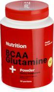 Амінокислота AB PRO ВСАА+GLUTAMINE яблуко 236 г