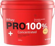Протеїн AB PRO WHEY CONCENTRATED (60%) 2500 г шоколадний