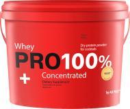 Протеїн AB PRO WHEY CONCENTRATED (60%) 800 г банановий