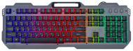 Клавіатура ігрова Ergo (KB-650) black