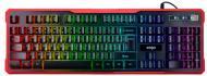 Клавіатура ігрова Ergo (KB-670) black