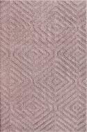 Килим Karat Carpet Килим Mega 0.80x1.20 рожевий