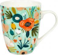 Чашка 360 мл Flower story 21-279-102 Keramia