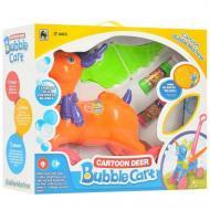 Игровой набор мыльная игра олень-каталка A-Toys FH889 оранжевый