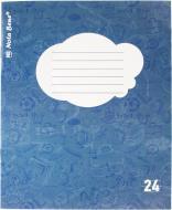 Зошит шкільний фоновий 24 арк. клітинка Nota Bene Nota Bene