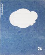 Зошит шкільний фоновий 24 арк. лінія Nota Bene Nota Bene