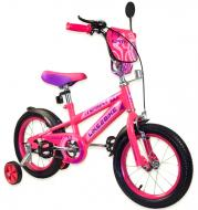 Велосипед детский Like2bike Sprint розовый 191632
