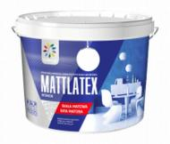Фарба інтер'єрна акрилова COLORINA MATTLATEX мат білий 1,4кг