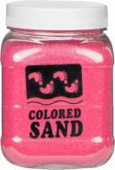 Пісок мармуровий Рожевий 0,2-0,5 мм 650 г (3017)