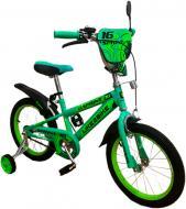 Велосипед детский Like2bike Sprint зеленый 191633
