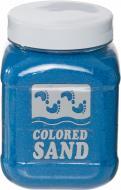 Пісок мармуровий Синій 0,2-0,5 мм 650 г (5017)
