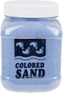 Пісок мармуровий Блакитний 0,2-0,5 мм 650 г (5024)