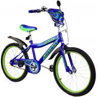 Велосипед детский Like2bike Active синий 192025