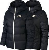 Пуховик Nike W NSW WR DWN FILL JKT REV 939438-011 р.XS черный