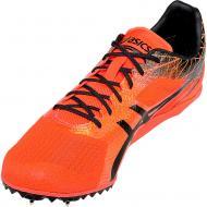 Кроссовки Asics Cosmoracer MD G603Y-0690-10 р.10 черный с оранжевым