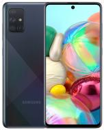 Смартфон Samsung Galaxy A71 6/128GB black (SMA715FZKUSEK)