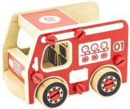 Конструктор Іграшки з дерева Пожарная машина Д430