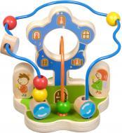 Игрушка Іграшки з дерева Лабиринт Волшебный цветок Д433