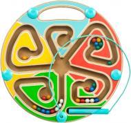 Игрушка Іграшки з дерева Магнитный лабиринт Цвета Д442