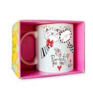 Чашка You for Me 320 мл GGP