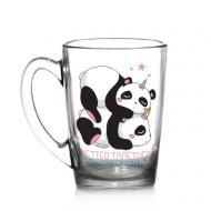 Чашка Panda better together 300 мл Galleryglass