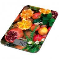Весы кухонные Polaris PKS 1057 DG Fruits