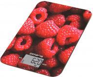 Весы кухонные Polaris PKS 1068 DG Raspberry