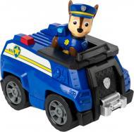 Фигурка Spin Master Paw Patrol Щенячий патруль базовый спасательный автомобиль с водителем Гонщик