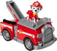 Фигурка Spin Master Paw Patrol Щенячий патруль базовый спасательный автомобиль с водителем Маршал