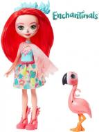 Кукла Enchantimals Фламинго Фенси GFN42