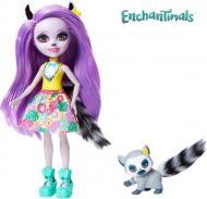Кукла Enchantimals Лемур Лариса GFN44