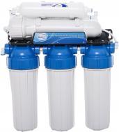 Система зворотного осмосу Aquafilter зворотнього осмосу з мінералізатором (RX-RO6-AQM-W 01)