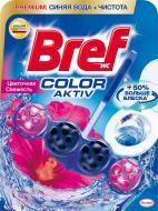 Туалетный блок Bref Цветочная свежесть 2093481