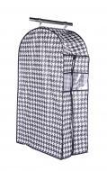 Чохол для одягу Scotland UC-123 Handy Home 100x60 см біло-чорний