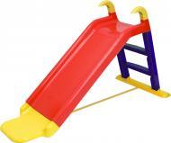 Гірка дитяча Starplast збірна 141x60x78 см, у коробцi 22-984