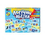 Настольная игра Логическая азбука укр Dankotoys (DT66Asp-U)
