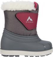 Ботинки McKinley Loupi IV JR 409792-900031 р.EUR 26-27 темно-серый