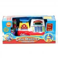 Игровой кассовый аппарат Play Smart 7162 с корзинкой продуктов