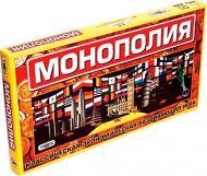 Игра настольная Strateg Монополия большая 693