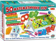 Большой набор математических игр Ranok Creative 12109058, 50 игр