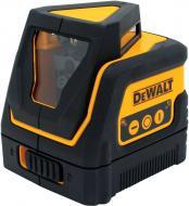 Нівелір лазерний DeWalt з перехрестям + 360° кругова лінія DW0811