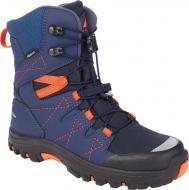 Ботинки McKinley Snowstar III AQX 409796-901519 р.EUR 35 синий с оранжевым