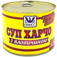 Консерва Онісс Суп Харчо з яловичиною 525 г