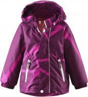 Куртка детская Reima Seurue 511214B-4909 98 см бордовый (6416134528749) р. 98 бордовый